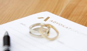 advokat skilsmisse separation Horsens Fredericia Århus