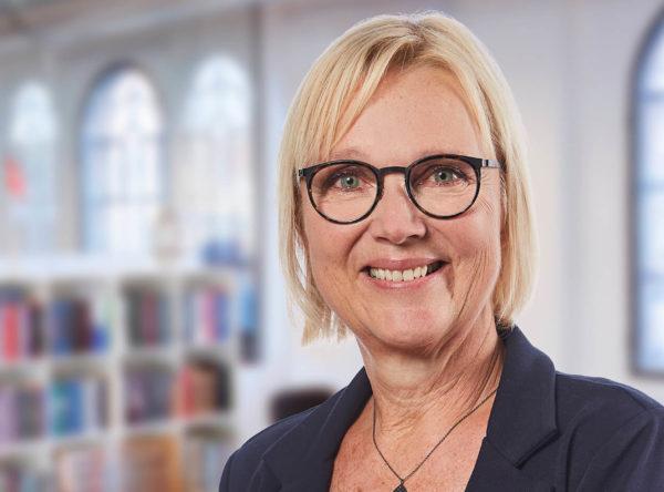 Bodil Hoffmann Frederiksen advokatsekretær arv familieret horsens