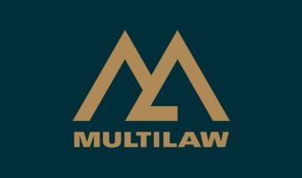 Multilaw logo juridisk netværk advokat advokatgruppen