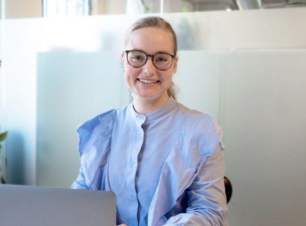 Sofie Schytte stud jur advokatgruppen